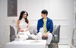 Quang Vinh tình tứ bên hotgirl The Face trong sản phẩm mới