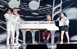 Giọng hát Việt nhí: Soobin Hoàng Sơn vừa hát vừa chơi piano, phiêu hết mình cùng trò cưng