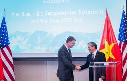 Năm 2017 - Năm đặc biệt trong quan hệ Đối tác Toàn diện Việt Nam - Hoa Kỳ