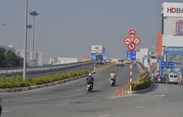 TP.HCM cho phép xe máy lưu thông trên cầu vượt Hàng Xanh