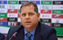 HLV ĐT Campuchia Leonardo Vitorino tự tin trước trận gặp ĐT Việt Nam