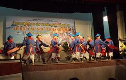 3 năm Lễ hội Cầu ngư Khánh Hòa nhận bằng Di sản văn hóa phi vật thể quốc gia