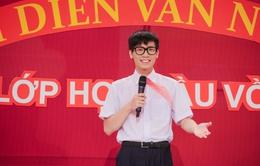 """Làm việc tại VTV7, Ninh Quang Trường như """"cá gặp nước"""""""
