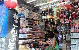 Hàng nghìn người Nhật cầu may mắn đầu năm mới