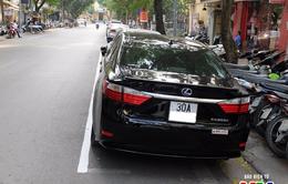 Đề xuất mở các điểm trông giữ xe ô tô trên 87 tuyến phố Hà Nội