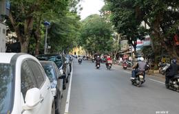Hà Nội thí điểm dừng đỗ xe thông minh ở quận Hoàn Kiếm