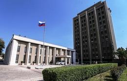 Đại sứ quán Nga tại Syria bị khủng bố tấn công liên tiếp