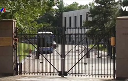 Mỹ yêu cầu Nga đóng cửa hàng loạt cơ sở ngoại giao tại Mỹ