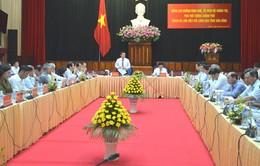 PTT Vương Đình Huệ: Hòa Bình phải tăng gấp đôi số lượng doanh nghiệp