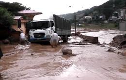 Yên Bái: Tìm thấy thi thể 2 người mất tích do mưa lũ ở Mù Cang Chải