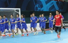 Lịch thi đấu Futsal nữ tại SEA Games 29