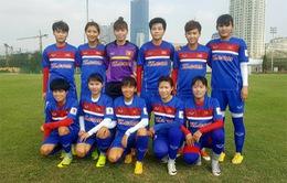 ĐT nữ Việt Nam được giao mục tiêu giành vé tham dự VCK châu Á
