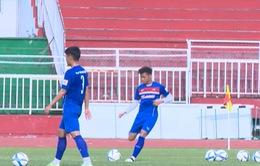 ĐT Việt Nam và ĐT Jordan chuẩn bị tích cực trước trận so tài