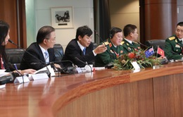 Đối thoại Chiến lược Ngoại giao và Quốc phòng Việt Nam - Australia lần thứ 5