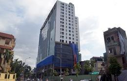 Chủ đầu tư dự án 8B Lê Trực kiến nghị UBND quận Ba Đình, Hà Nội