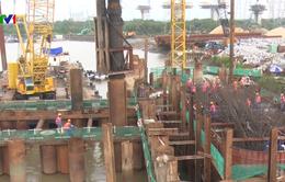 TP.HCM đẩy nhanh tiến độ dự án chống ngập