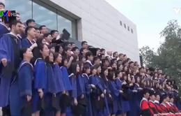 Du học sinh tại Trung Quốc tăng mạnh