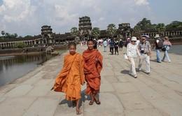 Lượng du khách tới Campuchia tăng vọt trong 6 tháng đầu năm