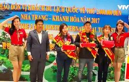 Khánh Hòa đón hành khách thứ 2 triệu qua cảng hàng không Cam Ranh