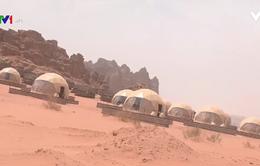 Phim trường Người trở về từ sao Hỏa mở cửa đón khách tham quan