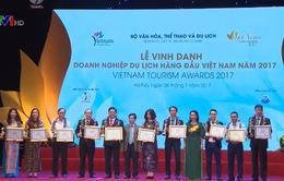 Vinh danh và trao tặng Giải thưởng Du lịch Việt Nam 2017