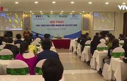 """Hội thảo """"Phát triển bền vững ngành du lịch Việt Nam"""""""