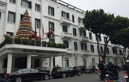 Hà Nội: Khách sạn cao cấp kín phòng hết quý I/2018