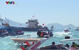 Lượng khách đến Nha Trang dịp lễ tăng 10%