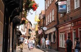 Nước Anh thúc đẩy du lịch thông qua điện ảnh và văn học