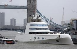 400 du thuyền tham gia triển lãm tại London, Anh