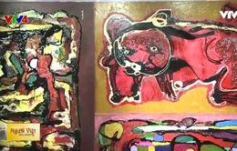 """Sự gắn kết của văn hóa Việt qua triển lãm tranh """"Du & Dội"""""""