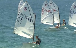 Bế mạc giải đua thuyền Việt Nam mở rộng và lướt ván buồm RS One