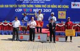 Hình ảnh ấn tượng của Giải đua thuyền mở rộng tranh cup VTV8 năm 2017