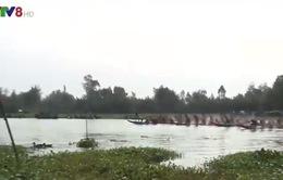 Lễ hội đua thuyền - nét đẹp cư dân vùng sông nước