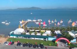 Giải đua thuyền buồm tỉnh Bà Rịa-Vũng Tàu mở rộng năm 2017