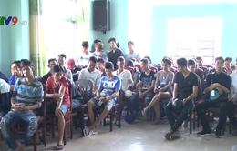 Kiên Giang xử lý 65 đối tượng cổ vũ đua xe trái phép trên QL80