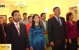 Kỷ niệm Quốc khánh CHXHCN Việt Nam tại Hungary, Đức