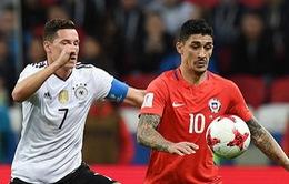 Bảng B Cúp Liên đoàn các châu lục 2017: ĐT Đức 1-1 ĐT Chile, ĐT Cameroon 1-1 ĐT Australia