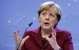 Thủ tướng Đức phản đối việc nới lỏng lệnh trừng phạt đối với Nga