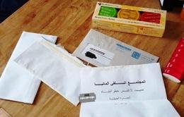 Nhiều thư đe dọa nặc danh gửi đến Thủ tướng Đức và các nghị sỹ