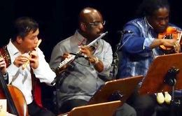 Nghệ sĩ Đào Xuân Phương tham gia dự án Âm nhạc thế giới