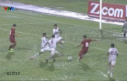 VIDEO: Đức Chinh ghi bàn mở tỉ số cho U23 Việt Nam vào lưới U23 Timor Leste