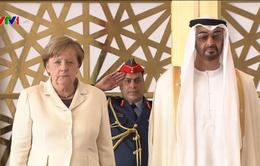 Đức thúc đẩy hợp tác với UAE