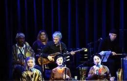 Hòa nhạc dân tộc cuối năm tại Đức
