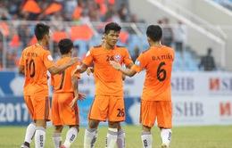 VIDEO Tổng hợp diễn biến trận đấu: SHB Đà Nẵng 2-0 CLB Long An