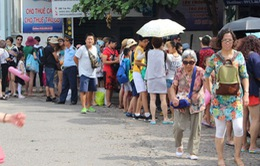 Du khách đi tour biển đảo Nha Trang giảm mạnh dịp Tết Dương lịch