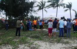 3 học sinh bị đuối nước do tắm biển Đà Nẵng