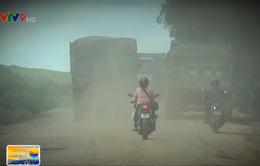 """Tây Ninh: Sẽ có đường mới thay thế """"con đường đau khổ"""" ven hồ Dầu Tiếng"""