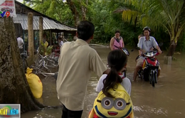 Hàng nghìn người dân Vĩnh Long cần đường giao thông đi lại