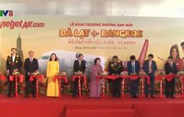 Mở đường bay trực tiếp Liên Khương (Lâm Đồng) - Bangkok (Thái Lan)